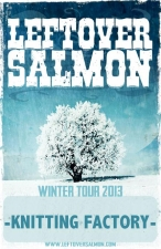 An Evening With featuring Leftover Salmon