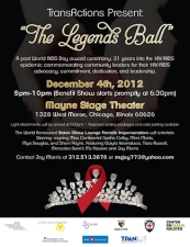TransActions presents The Legends Ball