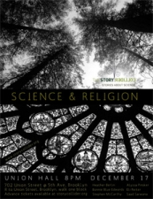 The Story Collider: Science and Religion