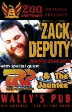 Zach Deputy featuring The Romano Project and The Jauntee