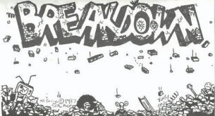 Breakdown [87 demo line-up] with Incendiary / The Last Stand / Get Involved / Shell Shock