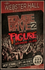 ZOMBIE RAVE 2 with Figure + Alex English + DJ Jess