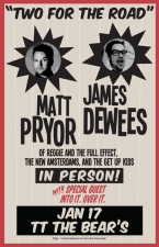 Matt Pryor & James Dewees with Into It. Over It.