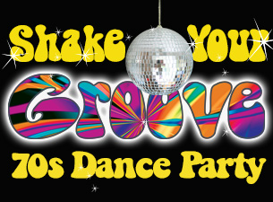 Shake Your Groove - 70s Dance Party