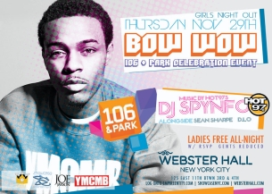 GIRLS NIGHT OUT featuring Bow Wow