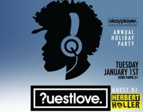 Questlove, with special guest Herbert Holler