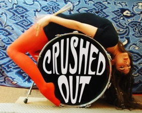 In The Den : Simple Play Presents- CRUSHED OUT (formerly known as Boom Chick) featuring Gangbusters DJ Set