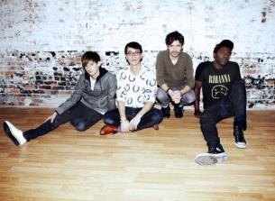 Bloc Party with IO Echo