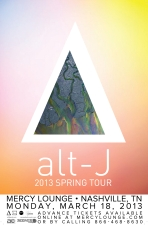 Alt-J with Hundred Waters