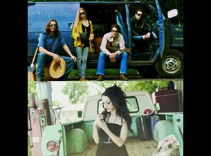 DUSTIN BENTALL AND THE SMØKES AND LINDI ORTEGA