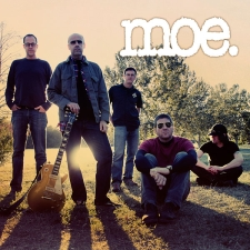 moe. with Orgone