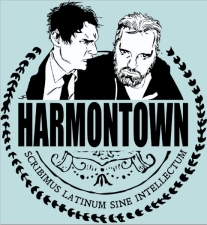 Harmontown featuring Featuring Dan Harmon and Jeff Davis