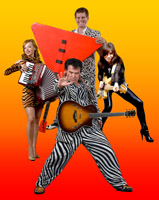 The Red Elvises plus special guests