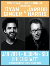 Ryan Singer and Jarrod Harris