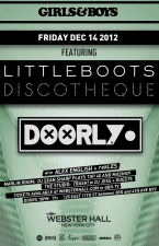 Girls & Boys with Little Boots + Doorly
