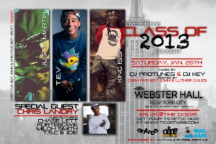 Class of 2013 Concert with T.E.V. / Justin Martin / Issa / Special Guests & More