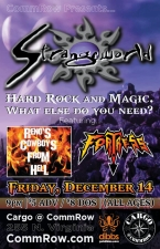 Strangeworld featuring Cowboys From Hell & Fortress
