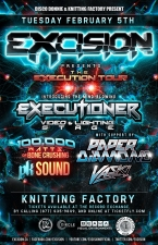 Excision featuring Paper Diamond / Vaski