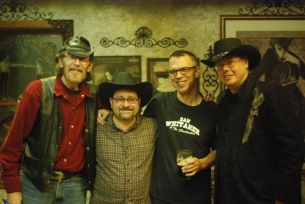 Honky-Tonk Happy Hour with featuring Dan Whitaker and the Shinebenders