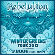 Rebelution featuring J Boog / Hot Rain