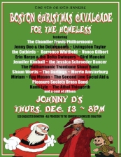 Boston Christmas Cavalcade for the Homeless
