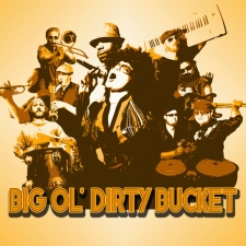 Big Ol' Dirty Bucket, Eight Feet Tall, Klokwize, Pitchblak Brass Band, Billy Conahan plus My Excuse US Tour 2013