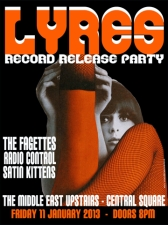 Lyres , TRiPLE THiCK , Radio Control , Satin Kittens