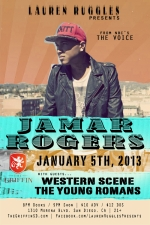 Jamar Rogers : Western Scene : The Young Romans