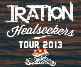 Iration : Heatseekers Tour 2013