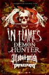 In Flames featuring Demon Hunter / All Shall Perish / Battlecross