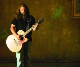 Jamey Johnson with Chris Hennessee