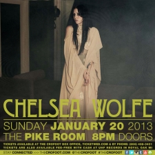 Chelsea Wolfe with King Dude / Lauren Deming