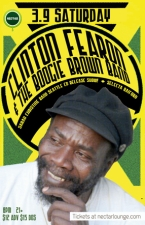 CLINTON FEARON & THE BOOGIE BROWN BAND / Sarah Christine Band Seattle CD Release Show! / Selecta Raiford