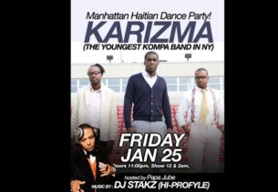 KARIZMA, hosted by PAPA JUBE