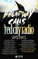 Broadway Calls featuring Red City Radio / Silver Snakes / Lugosi