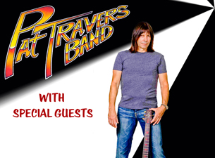 Pat Travers with Regi Blue, Kymystry, Chrome Heart, River City Kats