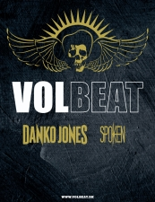 VOLBEAT featuring Danko Jones / Spoken
