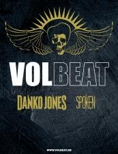 VOLBEAT featuring Danko Jones / Spoken