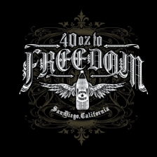 40 Oz To Freedom : A Tribute To Sublime with One Pin Short / Da Soulution