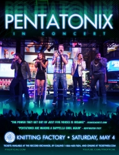 Pentatonix featuring Boise Rock School