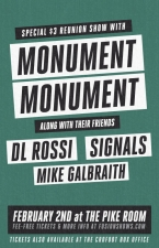 Monument Monument featuring DL Rossi / Signals / Mike Galbraith
