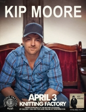 Kip Moore featuring The Casey Donahew Band, The Wild Feathers