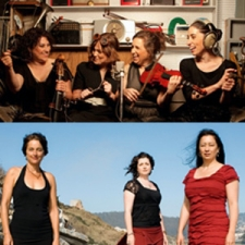 Real Vocal String Quartet and True Life Trio — Jewish Music Festival