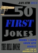 The 7th Annual 50 First Jokes