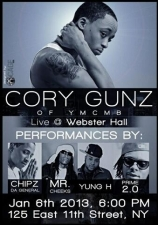 Pressure Time Music featuring Cory Gunz / Chipz Da General / Mr. Cheeks / Yung H / Prime 2.0