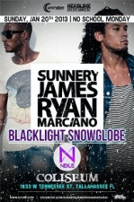 Midnight Blacklight Madness feat Sunnery James and Ryan Marciano