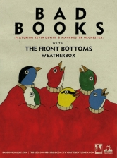 Bad Books (Featuring Kevin Devine & Manchester Orchestra)