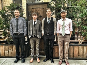 The Get Down Boys plus Melody Walker & Jacob Groopman, The Harkenbacks (CD Release) and Outbound