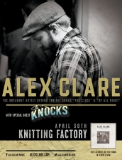 Alex Clare featuring The Knocks