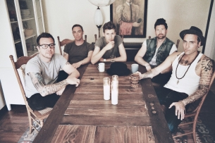 Anberlin Vital Tour